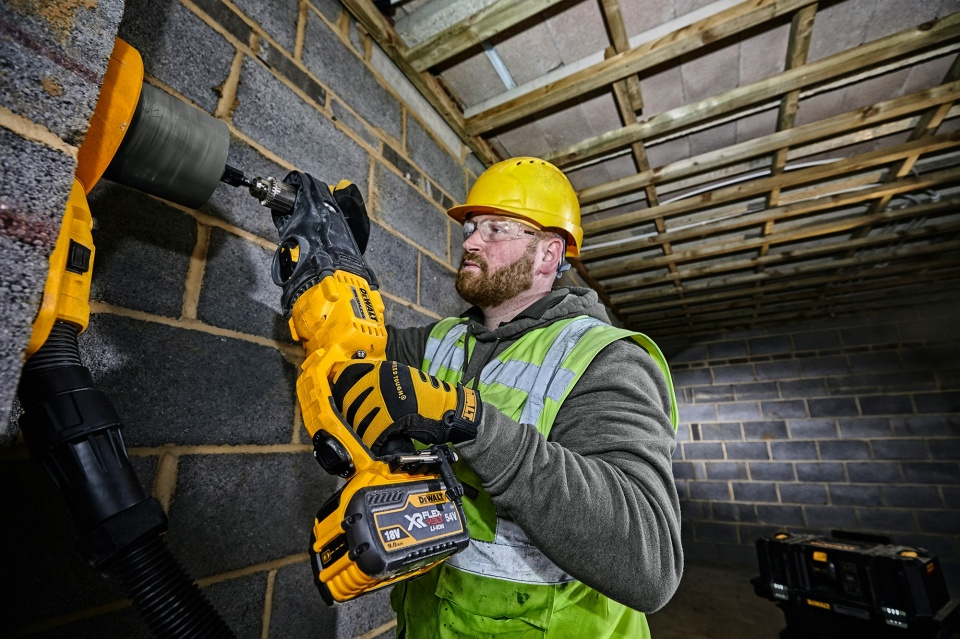 DEWALT DCD470 XR FlexVolt Diamond Core Drill