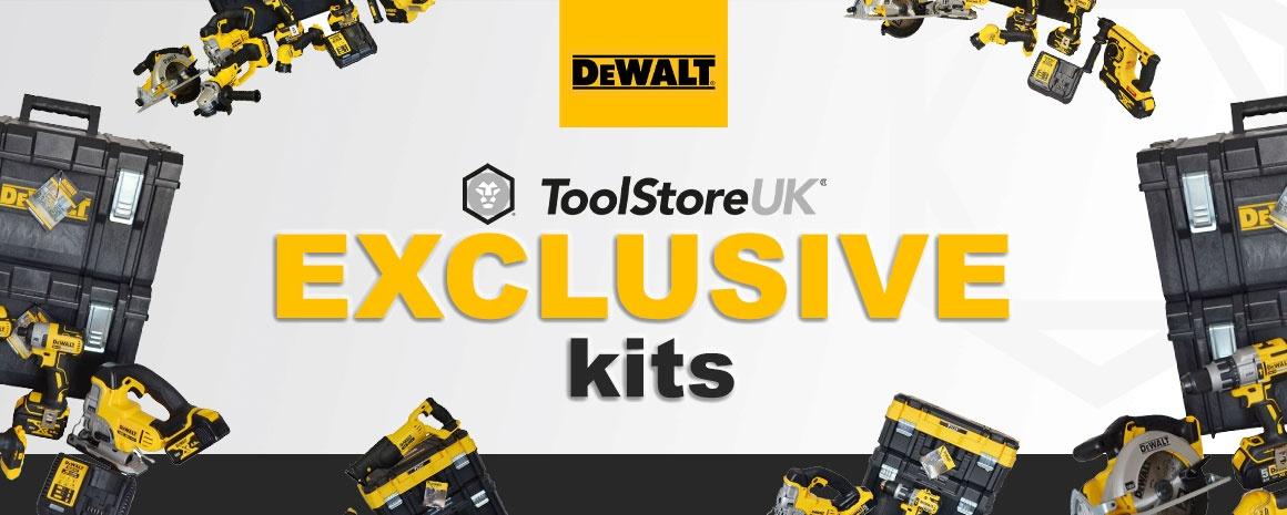 Exclusive DEWALT kits