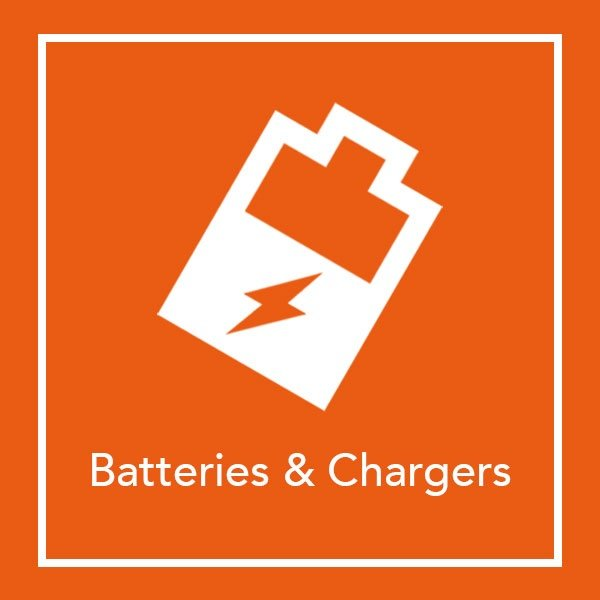 Power Tools Batteries and Chargers