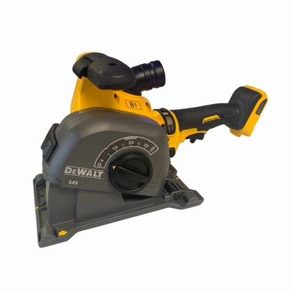 DEWALT DCG200NT 54v Flexvolt Wall Chaser BODY ONLY with Tstak Case