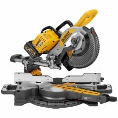 DEWALT DCS727T2 54v 250mm Brushless FlexVolt Mitre Saw 2x6ah batteries