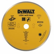 DEWALT DT3733XJ 254mm Ceramic Tile Saw Blade