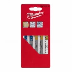 MILWAUKEE 4932345825 5 piece Jigsaw Blade Set