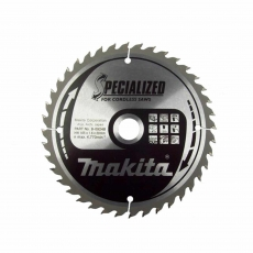 MAKITA B-09248 165x20mm 40T Saw Blade (cordless)