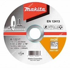 MAKITA B-12217-10 115mm Thin Cutting Wheel (10)