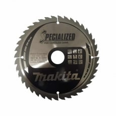 MAKITA B-09254 190x30mm 40T Saw Blade (cordless)