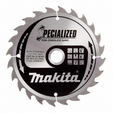MAKITA B-09167 165x20mm 24T Saw Blade (cordless)