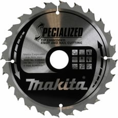 MAKITA B-09466 355x30mm 40T Saw Blade -Wood/Nails