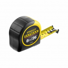 STANLEY 0 33 726 Fatmax 8m/26' Tape with Armor
