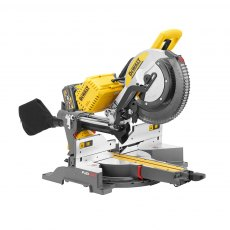 DEWALT DHS780T2 54v Flexvolt 305mm Mitre Saw with 2x 6ah Batteries