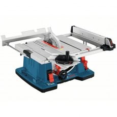 "BOSCH GTS10XC 110v 10"" Table Saw complete with Slide Carraige"
