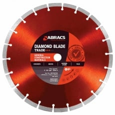 ABRACS GCM Trade 300mm x 20mm Bore Diamond Blade