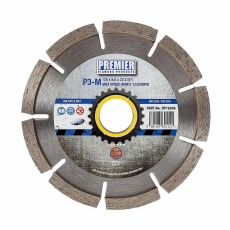 PREMIER DIAMOND DP15045 125mmx22.2mm P3-M Diamond Blade