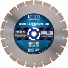 PREMIER DIAMOND DP16037 115mmx22.2 P5-C12 Diamond Blade