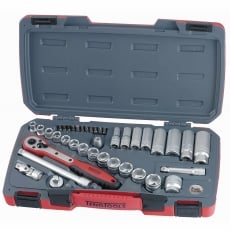 "TENG T3839 39pc 3/8"" Drive Socket Set"