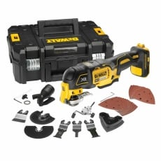 DEWALT DCS355N 18v Multi-Tool + Accessories + TStak 2 BODY ONLY