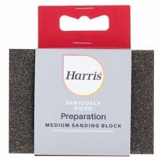 HARRIS 102064322 SERIOUSLY GOOD Sanding Block - Med