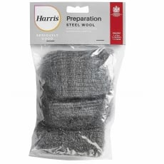 HARRIS 102064324 SERIOUSLY GOOD Steel Wool (3 pack)