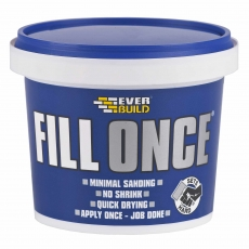 EVERBUILD FILL ONCE Ready Mixed Filler 325ml