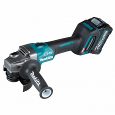 MAKITA GA004GD101 40v Brushless XGT 115mm Grinder with 1x2.5ah Battery