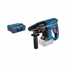 BOSCH GBH18V-21 18v Brushless SDS Plus Hammer BODY +LBoxx