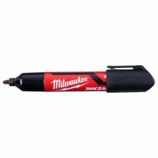 MILWAUKEE 4932471554 Black Chisel Tip Markers (3 pack)