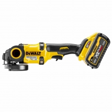 DEWALT DCG418T2 54v Flexvolt Brushless 125mm Grinder 2x6ah