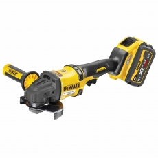 DEWALT DCG418X2 54v Flexvolt Brushless 125mm Grinder with 2x9ah Batteries