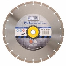 PREMIER DIAMOND DP15000 115mmx22.2mm P3-B Diamond Blade