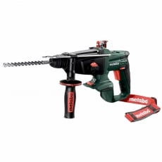 METABO KHA18LTX 18v SDS Hammer BODY ONLY +MetaBOX