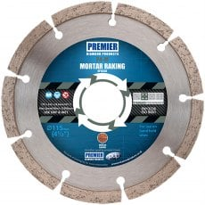 PREMIER DIAMOND DP15555 125mmx22.2mm P4-M Diamond Blade