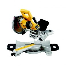 DEWALT DCS365M2 18v 184mm Mitre Saw with 2x4ah Li-ion Batteries