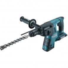 MAKITA DHR264ZJ Twin 18v SDS Plus Rotary Hammer Drill BODY ONLY