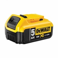 DEWALT DCB184 18v XR 5ah Li-ion Battery