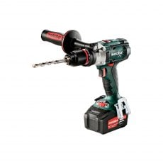 METABO SB18LTX 18v Combi Drill with 2x4ah Batteries