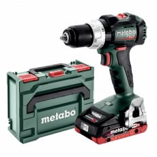METABO SB18LTBL 18v Brushless Combi Drill with 2x4ah Batteries