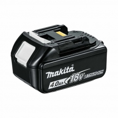 MAKITA 632F07-0 BL1840B 18v 4ah Li-ion Battery