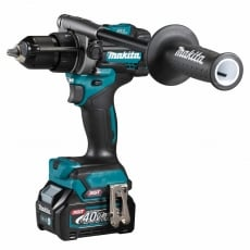 MAKITA HP001GD202 40v Brushless XGT Combi Drill with 2x2.5ah Batteries