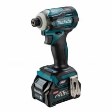 MAKITA TD001GD209 40v Brushless Impact Driver with 2x2.5ah Batteries
