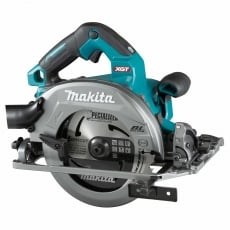 MAKITA HS004GD203 40v Brushless 190mm Circular Saw with 2x2.5ah Batteries