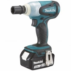 "MAKITA DTW251RTJ 18v 1/2"" Impact Wrench with 2x5ah Batteries"