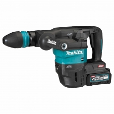 MAKITA HM001GD201 40v Brushless SDS MAX Hammer with 2x2.5ah Batteries