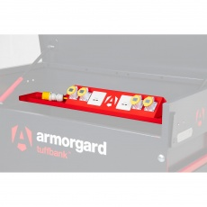 ARMORGARD TBDS4P 1200 Deep Powerbank Shelf - TBC4