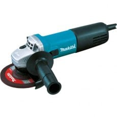 MAKITA 9558NBR 110v 125mm 840w Angle Grinder With Anti Restart