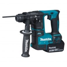MAKITA DHR171RMJ 18v LXT Brushless SDS Plus Rotary Hammer Drill with 2x4ah Batteries