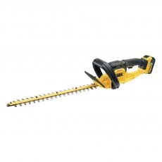 DEWALT DCM563P1 18v XR Hedge Trimmer with 1x 5ah Battery