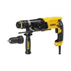 DEWALT D25134KL 110v 26mm 3 mode SDS Plus Hammer Drill With Quick Change Chuck