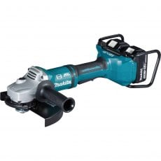 MAKITA DGA900PT2 Twin 18v Brushless 230mm Grinder with 2x5ah Batteries