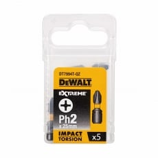 DEWALT DT7994TQZ PH2 25mm IR Torsion Bit (5)