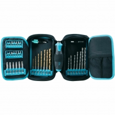 MAKITA P-90009 37 piece Drill and Bit Pouch